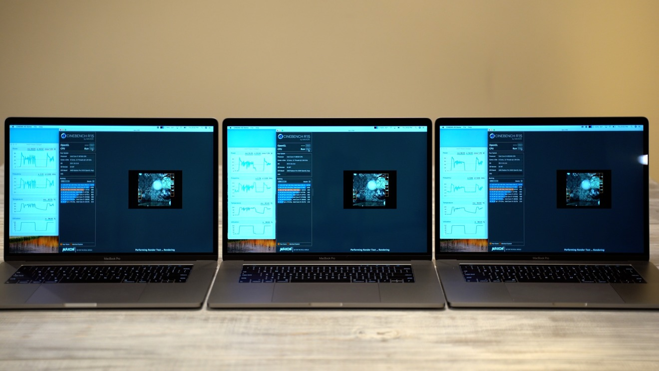 15 inch 2018 macbook pro compared which upgrades are worth it
