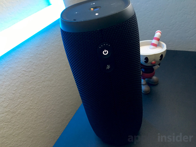 Review: JBL's Link 20 Bluetooth speaker with Google