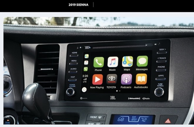 Here are the vehicles and receivers with Apple CarPlay ...