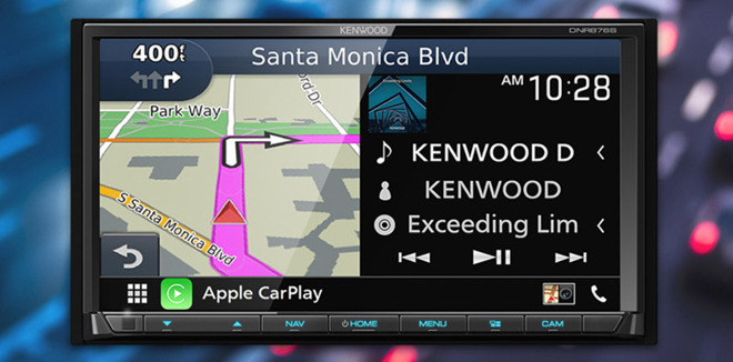 Here are the vehicles and receivers with Apple CarPlay