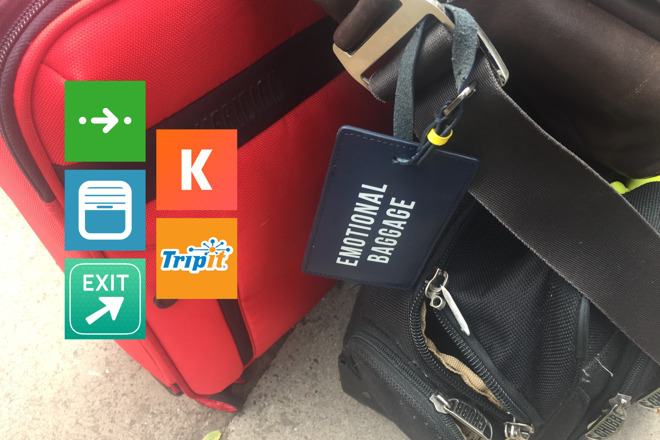 Top five best iPhone apps for travelers