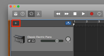 Piano Garage Band : How to play music using your mac s keyboard with garageband s