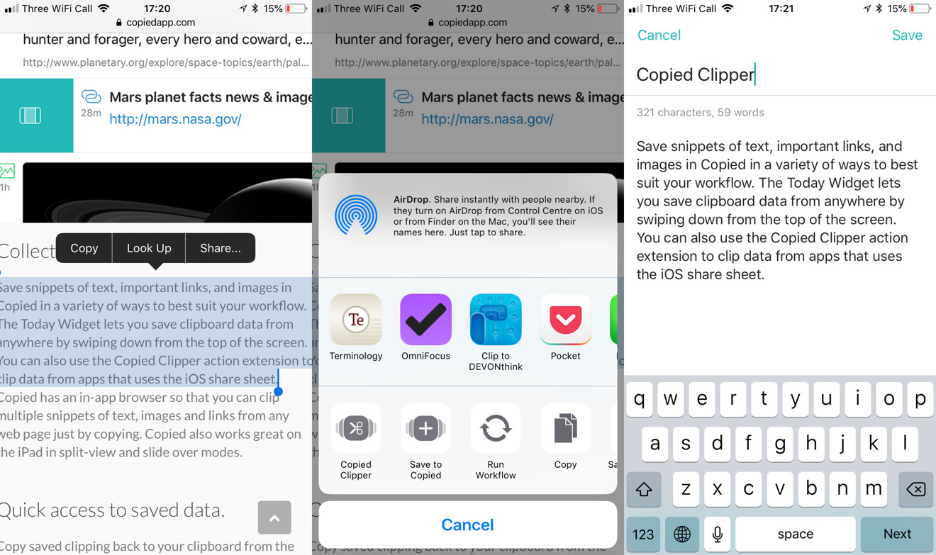 Fix Apple's Copy and Paste problem on the Mac and iOS with these tools |  Appleinsider