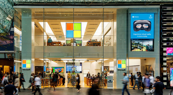 mcdonald s in chicago is the latest apple store copycat but not