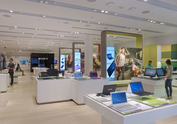 The Sony Store