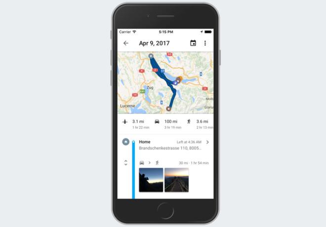 geo localisation iphone 6s Plus