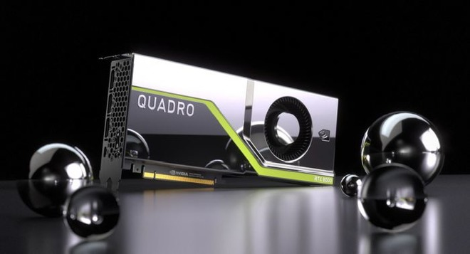 Nvidia's Turing GPU architecture includes ray-tracing cores