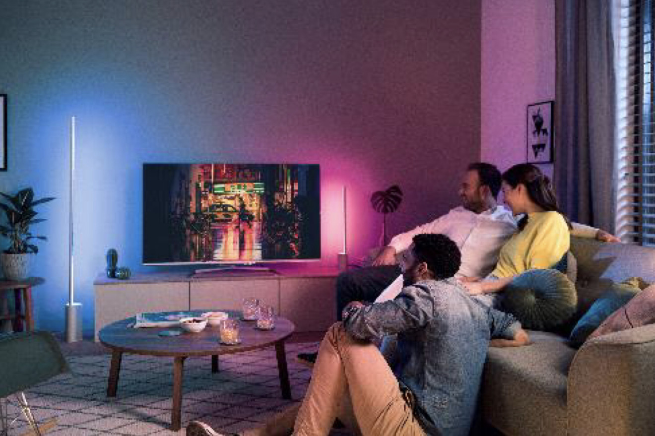 Philips Hue Signe Lamps