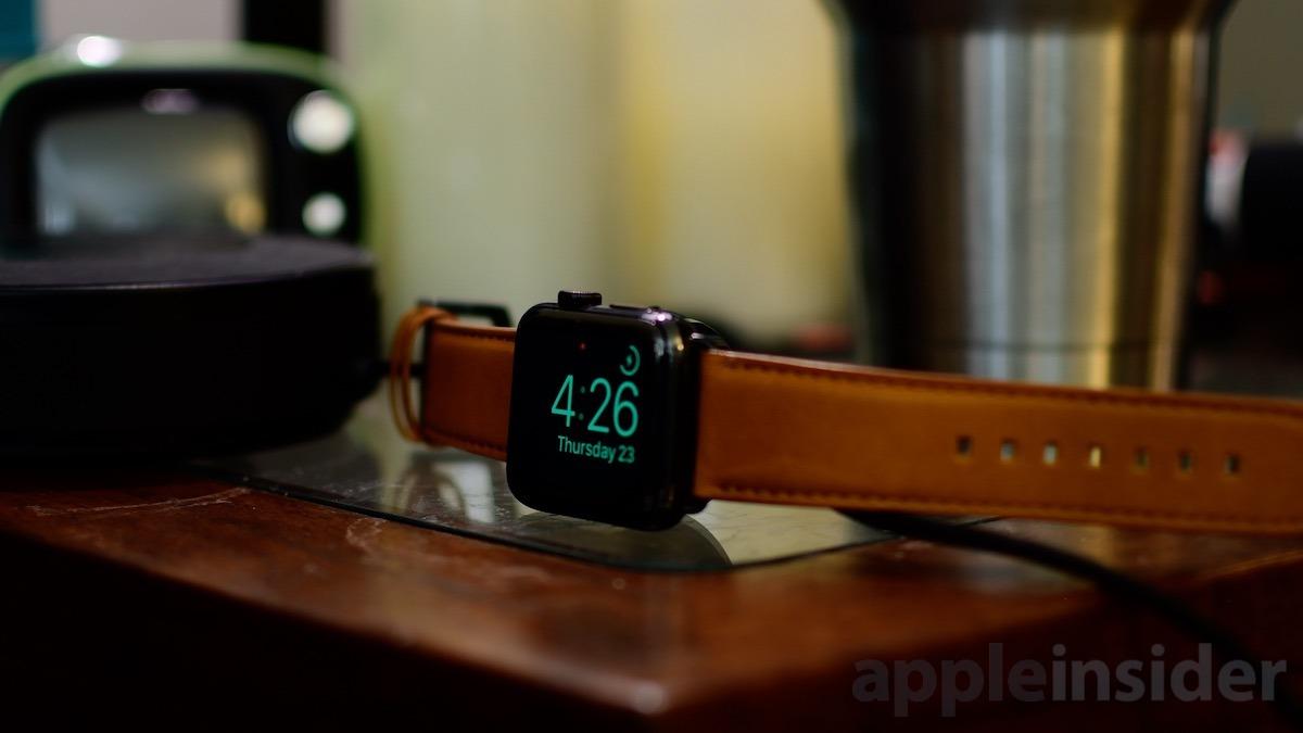 Apple Watch Series 3 Charging