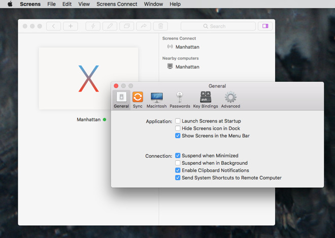 Here are three quick and easy alternatives to Back to My Mac