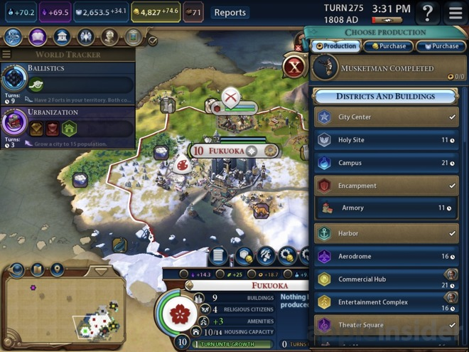 Hands on: There need to be more games like Civilization VI