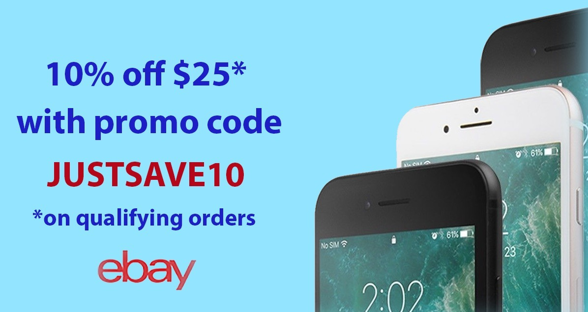 eBay 10 percent off coupon code August 2018