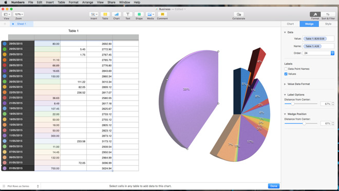 How To Find Apples Numbers Power Spreadsheet Features Behind The