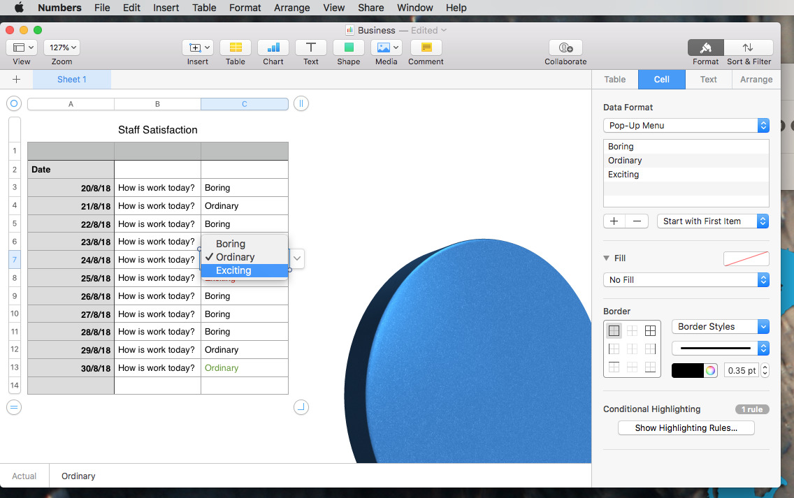 How to find Apple's Numbers power spreadsheet features behind the  simplicity | AppleInsider
