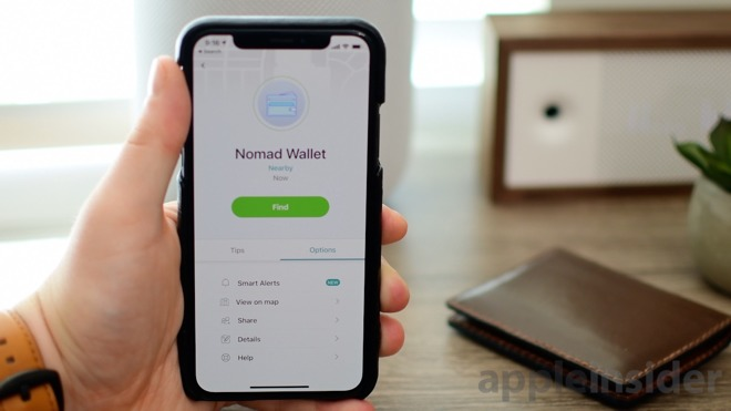 Review Nomad Integrates A Tile Bluetooth Tracker To Their
