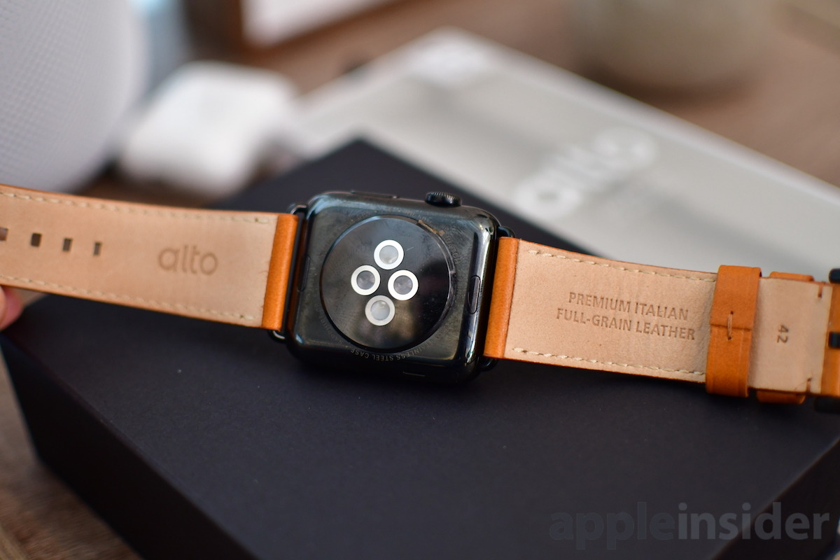 Alto Apple Watch Band