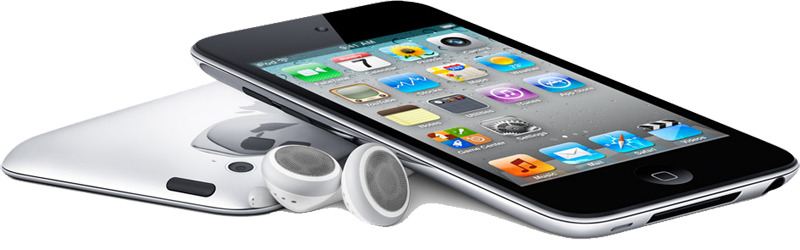 the fourth generation iPod touch