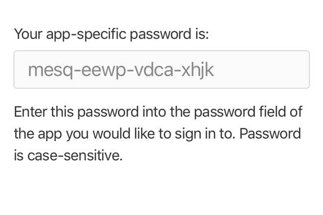 What app-specific iCloud passwords are and when Apple forces