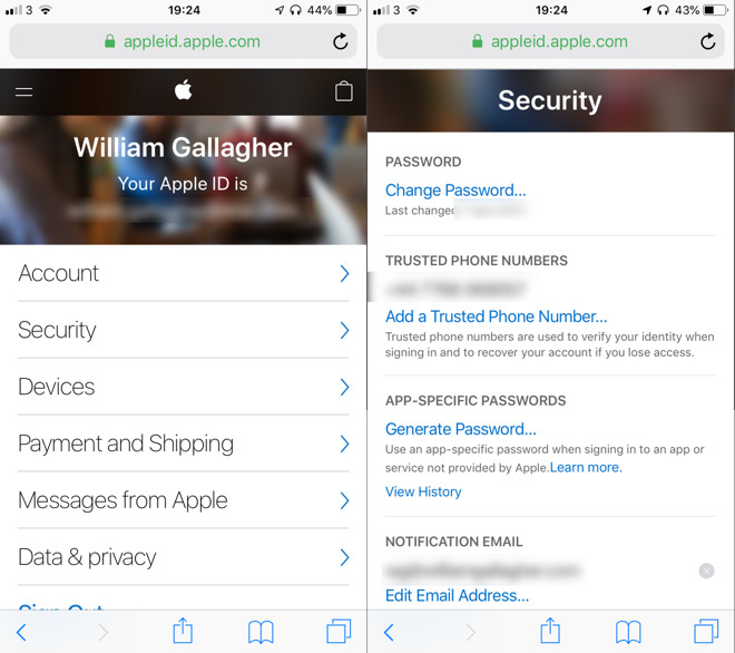 What app-specific iCloud passwords are and when Apple forces you to