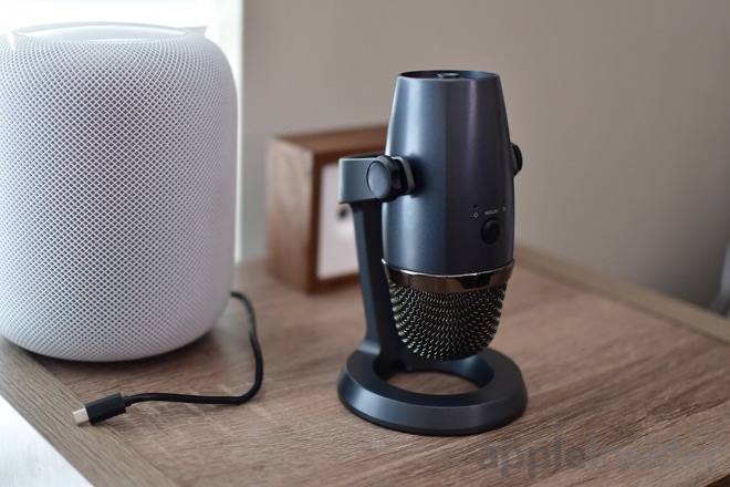 Review: Blue Yeti Nano shrinks the popular USB microphone