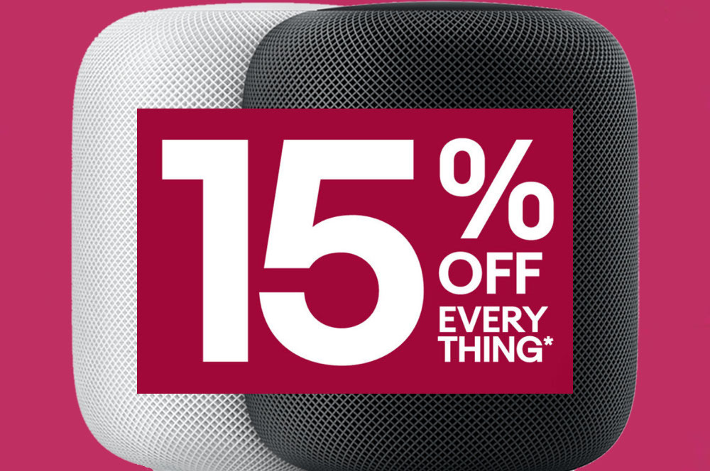 Today Only Save 15 On The Iphone Xs Iphone Xs Max Apple Watch Series 4 Homepod Apple Tv 4k More At Ebay Appleinsider