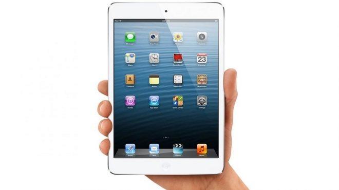 the first iPad Mini