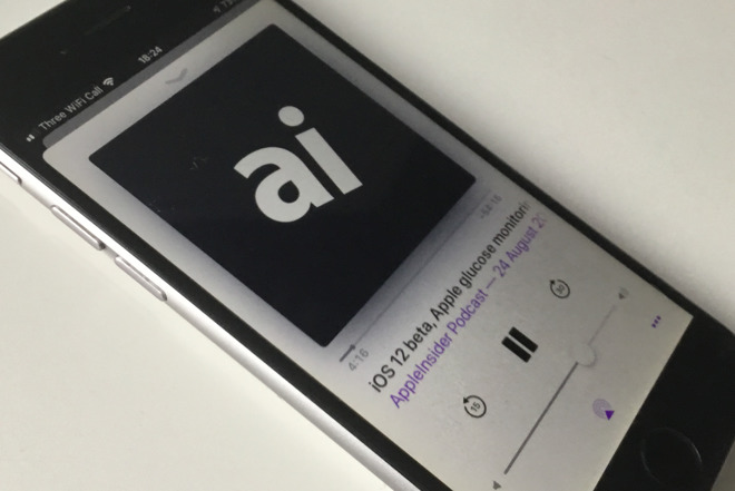 Fix Apple Podcasts's stuttering by moving to an alternative app