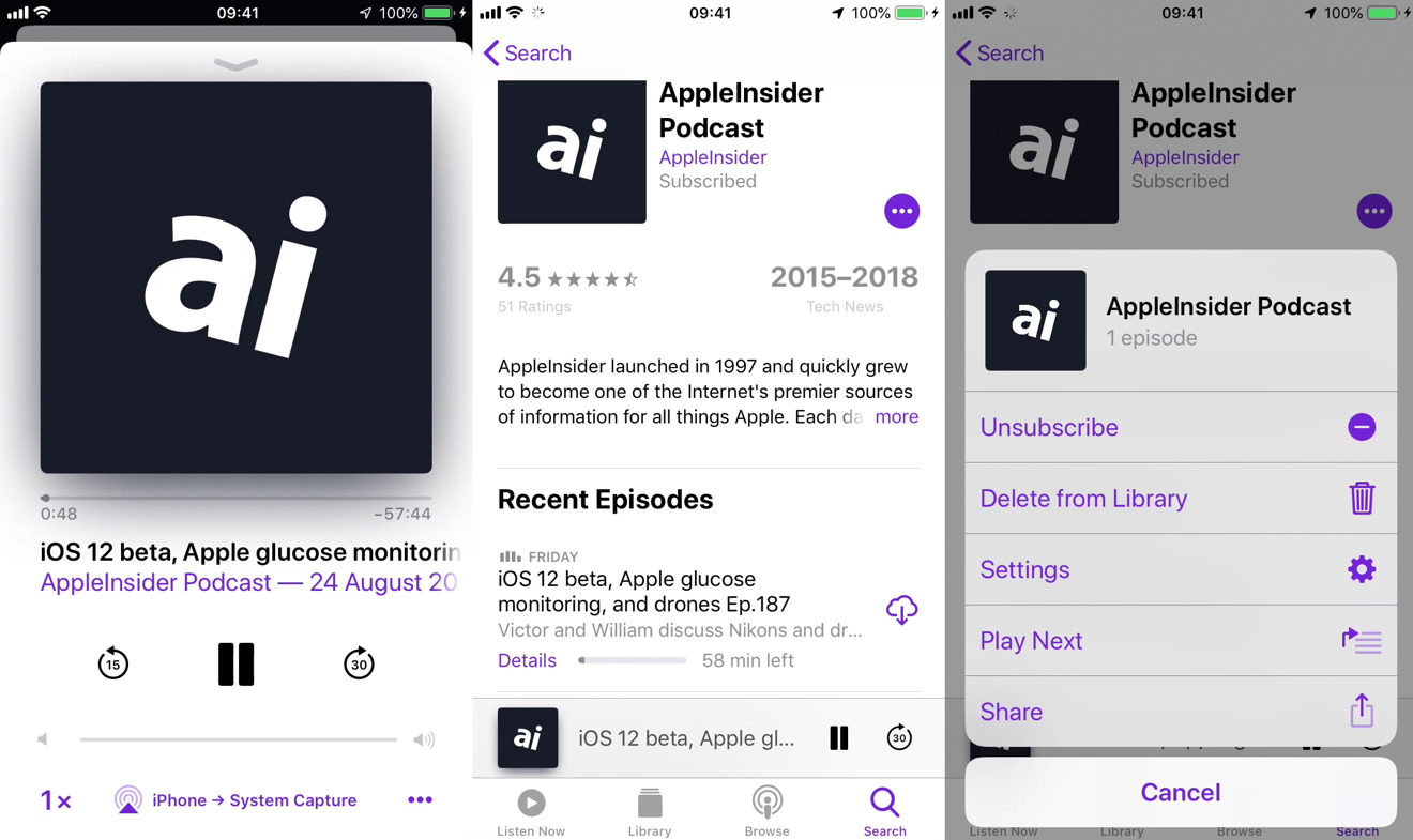 Fix Apple Podcasts S Stuttering By Moving To An Alternative App Appleinsider