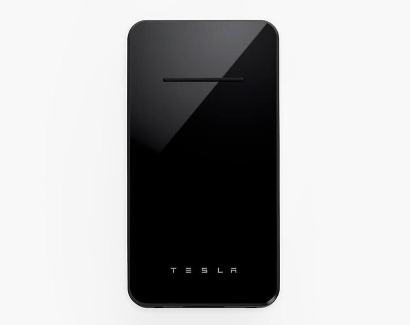 Tesla's charger