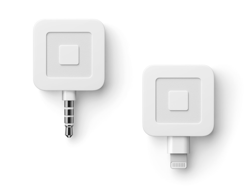 Square Lightning Card Reader