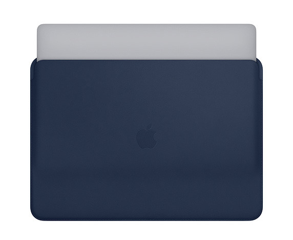 Apple Leather Sleeve for MacBook Pro