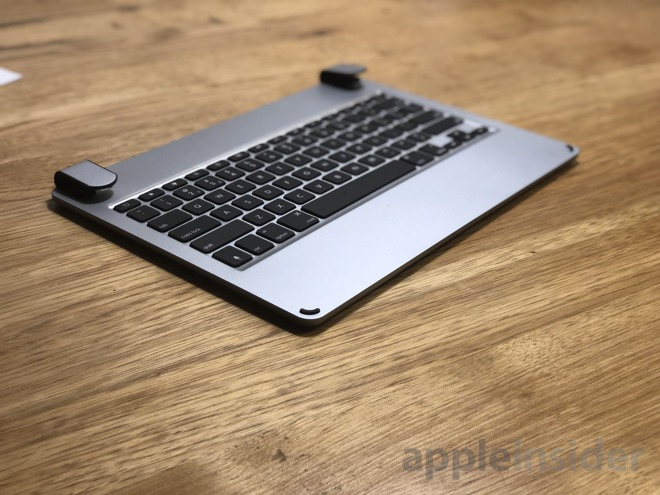 c1d7b2c4627 Hands on: Brydge 12.9 Series II keyboard for Apple's iPad Pro aims ...