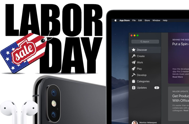 Labor Day Apple Blowout Sale: AirPods for $139