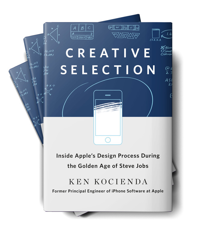 Ken Kocienda's Creative Selection