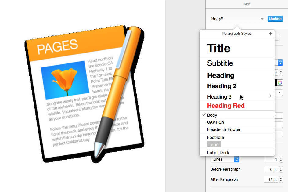 How to use the hidden features in Apple's Pages for Mac