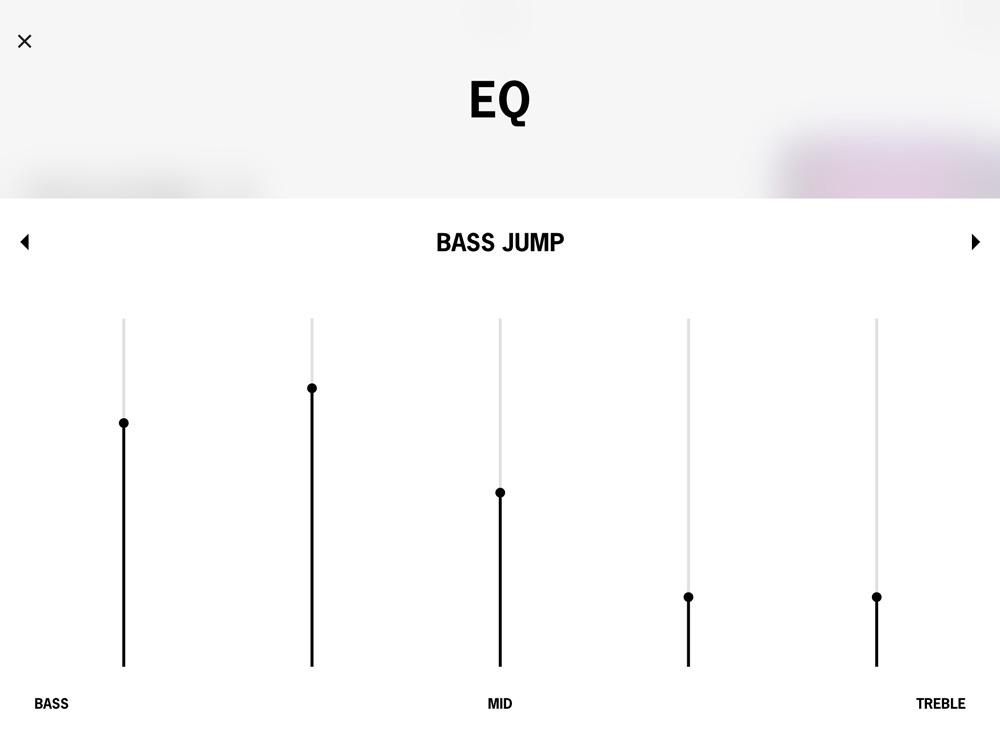 UE Boom iPad app