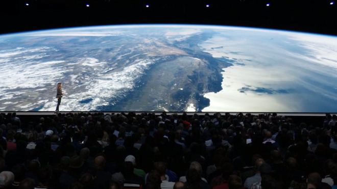 One of the new NASA screensavers.