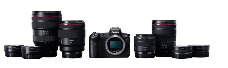 Canon EOS R Digital Camera