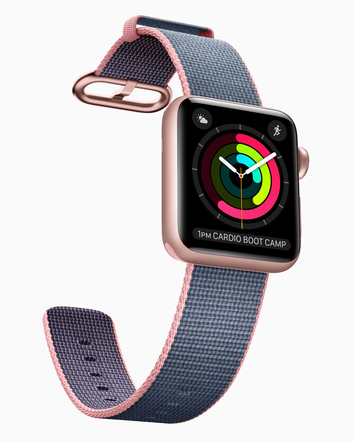 The Apple Watch Series 2