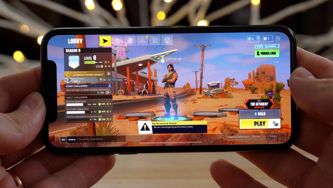 the auto aim system was found to be annoying after a couple of firefights with it preventing players from accurately aiming at times - 60 fps fortnite iphone x