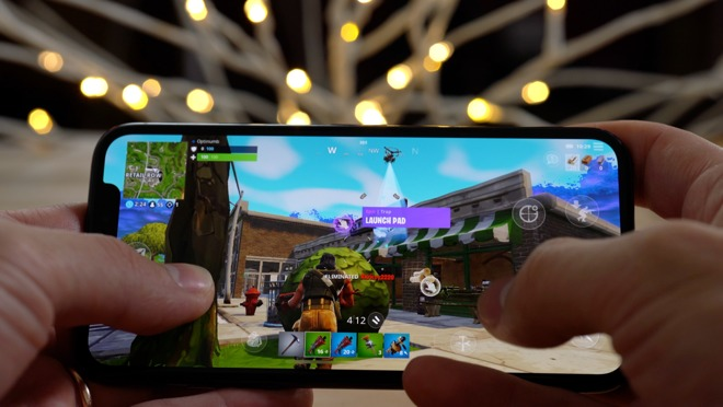 iPhone X versus Samsung Galaxy Note 9: Which phone for 'Fortnite