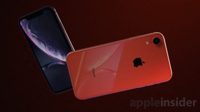 half off 4a369 1da0f Apple announces colorful new 6.1-inch iPhone XR with full-screen ...