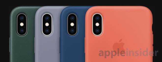 Apple S Updates Case Lineup For New Iphone Xs Iphone Xr With Fresh