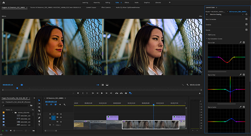 Adobe announces major video enhancements coming to Creative Cloud this year