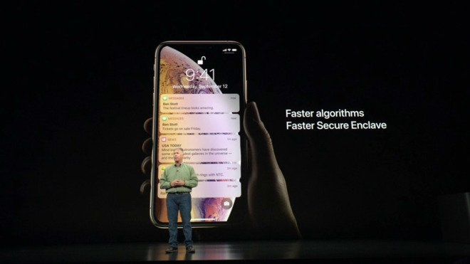 iPhone XS A12 Bionic chip features 7nm design, next-gen Neural Engine