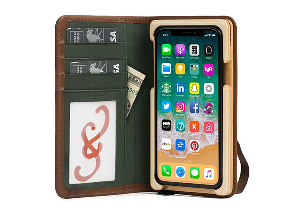 Pad and Quill iPhone XS case