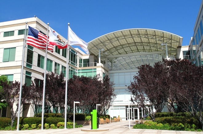 How Steve Jobs disliked Apple's Infinite Loop campus, but