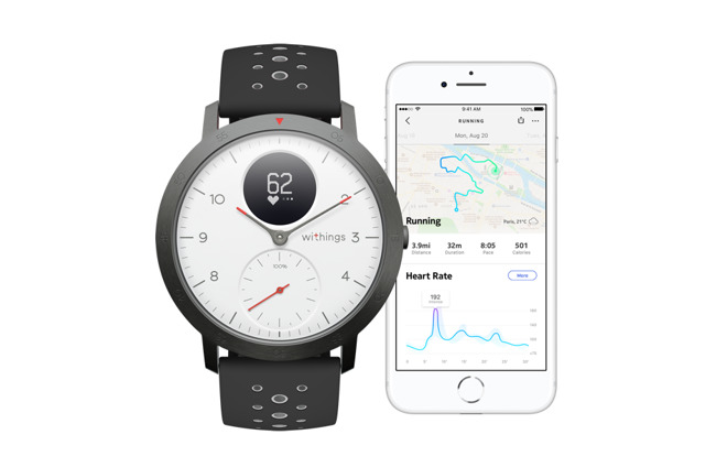 An Update To The Timepiece Line Company Launched In 2014 One That Updates Steel HR Sold Under Nokias Ownership Of Sport