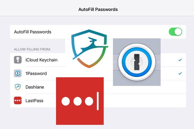 Inside iOS 12: AutoFill gives password manager apps on your