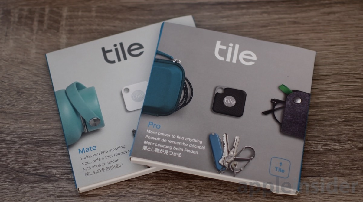 Review New Tile Mate And Tile Pro With Replaceable